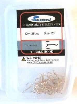 NEW Lot of 10 Ready2Fish 10 Packs of 10 Size 2 Hooks 100 total fish hooks
