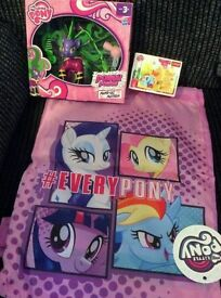Brand New My Little Pony Items £11 For All 3 Items (2)
