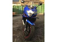 2009 GSX650F LIKE GSXR ON EBAY GOIN VERY CHEAP 252887896869