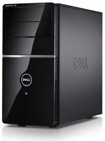 Dell Vostro PC rebuilt for gaming - GTX660oc card, 4-Core CPU, 1TB HDD, USB 3.0, HDMI, Wi-Fi, DVD-RW
