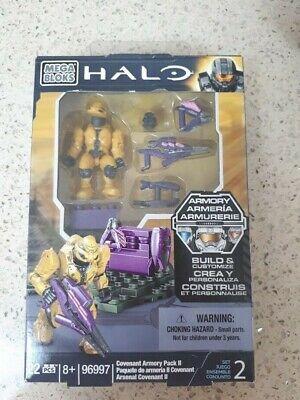 Megabloks Halo Covenant Armory Pack II - 22 pieces