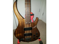 Great Bass - Peavey Grind 4 string bass