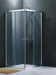 30% OFF BRAND NEW 900 x 900 Shower Screen - Sliding Doors Yatala Gold Coast North Preview
