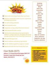 Aunty Clair's Family Day Care Werrington Penrith Area Preview