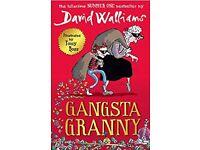 Gangsta Granny Tickets x 2 15th July