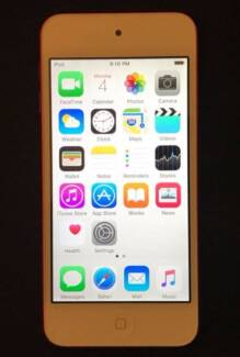 iPod Touch 5th Gen. 16G RED color looks like new condition $199