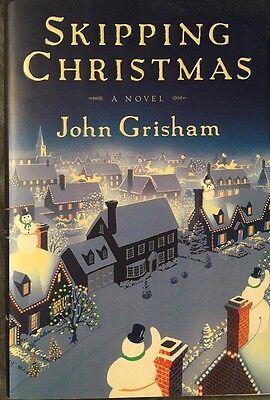 ⛄️ Skipping Christmas with the Kranks John Grisham True 1st HardBack Book NEW ❄️ ()