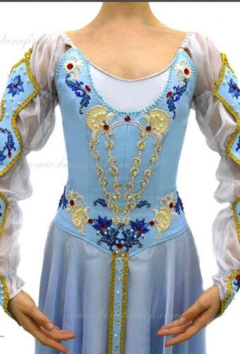 Professional Juliet or Pas De Trois Swan Lake Ballet Dance Dress Custom Measure