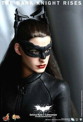 oman (Selina Kyle) Dark Knight Rises 1:6 Figure (UK Seller) (Catwoman Hot)