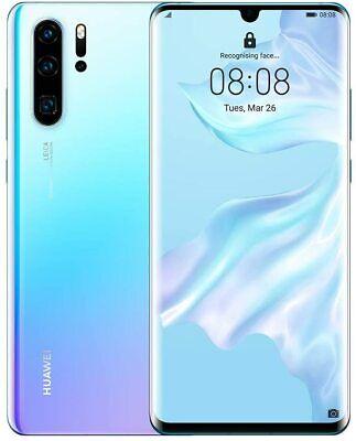 Huawei P30 Pro VOG-L09 4G Smartphone 8GB 128GB Unlocked - Breathing Crystal 2019