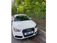 Audi A1 white