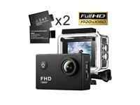 Brand new 1080p full HD sport action camera