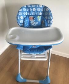 **Chicco Highchair**