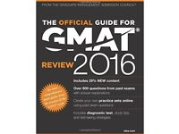 GMAT 2016 review