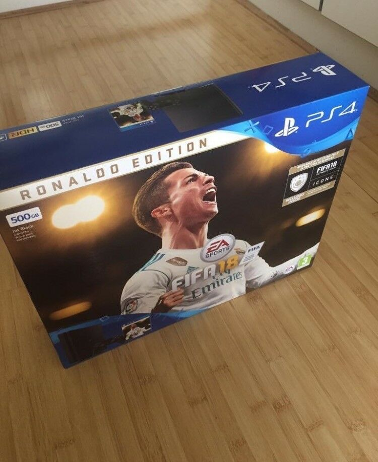 Brand new PS4 , FIFA 18 and console
