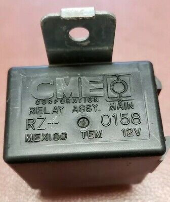(RZ-0158 Main Relay EG EK Honda Civic Accord Odyssey Fuel Pump OEM 1992-2005)