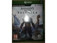 Assassins creed Valhalla Xbox one & Xbox series X