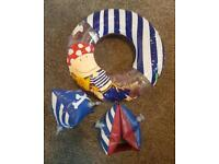 ELC swimring and armbands 1-6 yrs