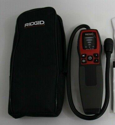 New Ridgid 36163 Model Micro Cd-100 Combustible Gas Detector Gas Leak Detector