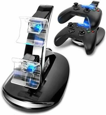 PS4 Charging Station for DualShock 4 (PlayStation 4 Controllers) USA