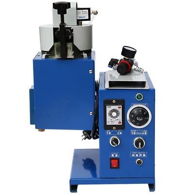 (Adhesive Injecting Dispenser Hot Melt Glue Spraying Gluing Machine 110V 220V e)