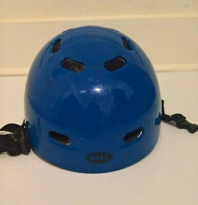 Bell Multi - Sport Bike/Skateboarding Helmet Youth Size 53-56 CM Blue