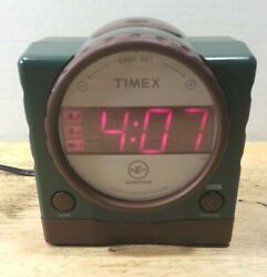 Timex - Expedition - T155Q - Nature Sounds - Digital Alarm Clock - Dual Alarms