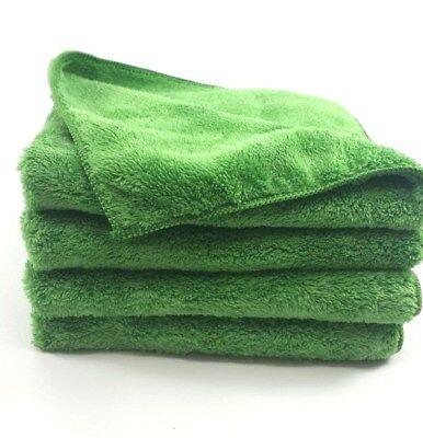 4 NANO Technology Super ultra microfiber cloth,Best absorbent(Double