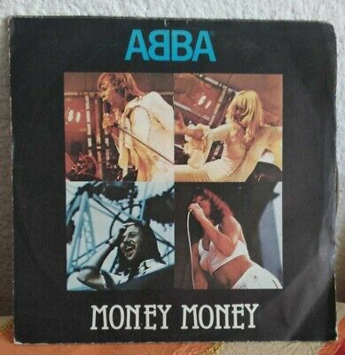 Vinyl EP single: ABBA - Money Money [nuovo da negozio]