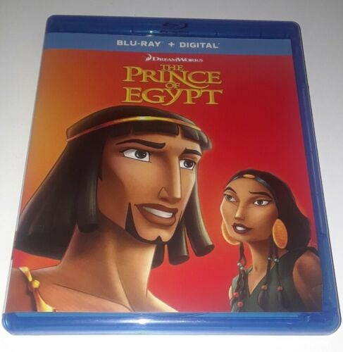 Prince Of Egypt Blu-Ray GREAT CONDITION NO SCRATCHES  - $8.00