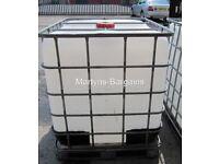 wanting a 1000 liter ibc tank