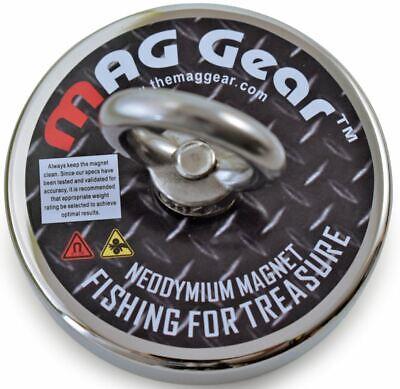Mag Gear Salvage Fishing Magnet Rare Earthneodymium Powerful For Retrieving
