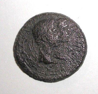 Ancient Roman Empire, 1st - 3rd c. AD. Bronze Coin