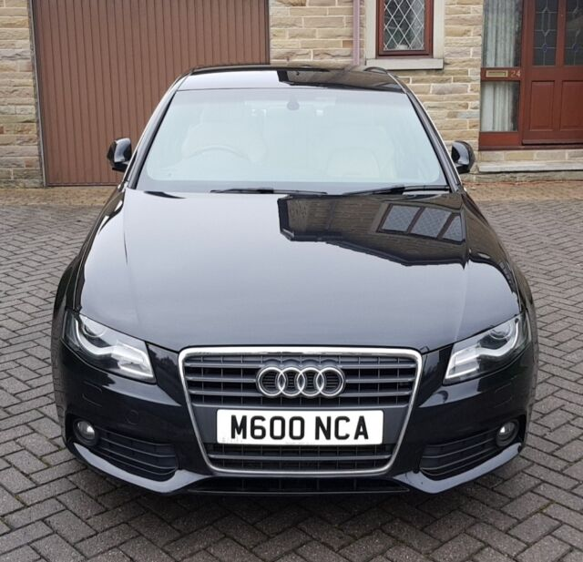 AUDI A4 2 0 TDI SE 4dr  OVER 8K IN OPTIONAL EXTRAS! FSH! FEMALE OWNER! Mot  07/07/2018 | in Bradford, West Yorkshire | Gumtree
