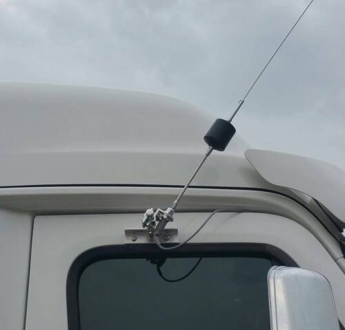 Freightliner Cascadia Antenna Mount  Fits 2008 to 2016    650966439460