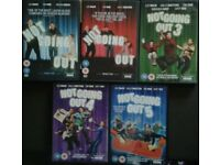 NOT GOING OUT DVD - SERIES 1 - 5