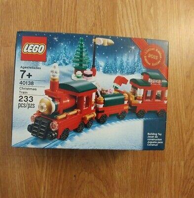 LEGO Creator Christmas Train 2015 (40138)