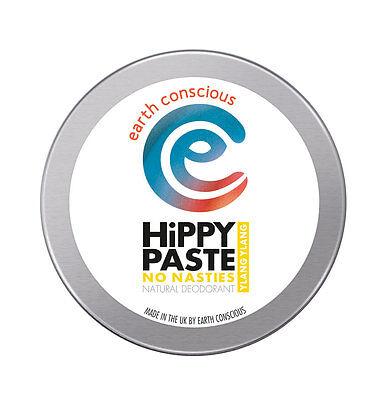 Earth Conscious 100% Natural Organic Deodorants, No Toxins, No Aluminium, No Parabens