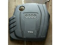 AUDI A4 B8 ENGINE COVER