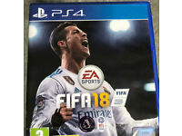 FIFA 18 PS4 *Brand New