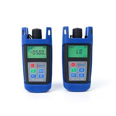 Orientek T25m Fiber Optic Power Meter Laser Light Source 13101550nm T15m Ols
