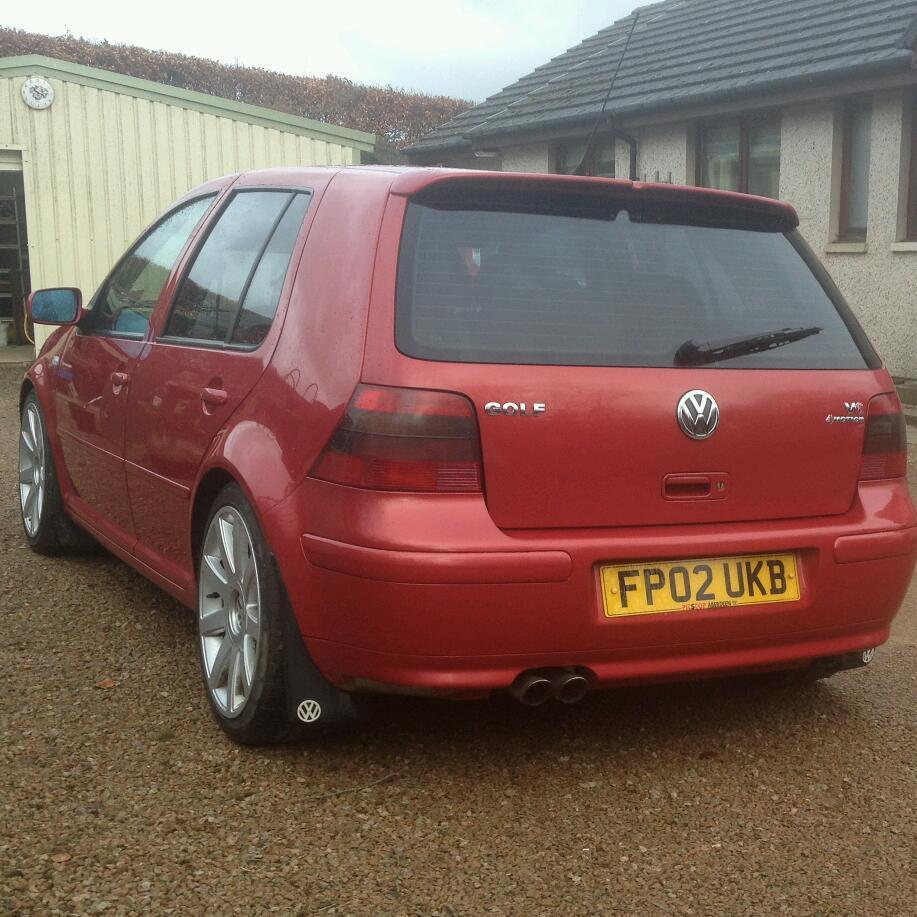 vw golf 2 8 v6 4motion in peterhead aberdeenshire gumtree. Black Bedroom Furniture Sets. Home Design Ideas