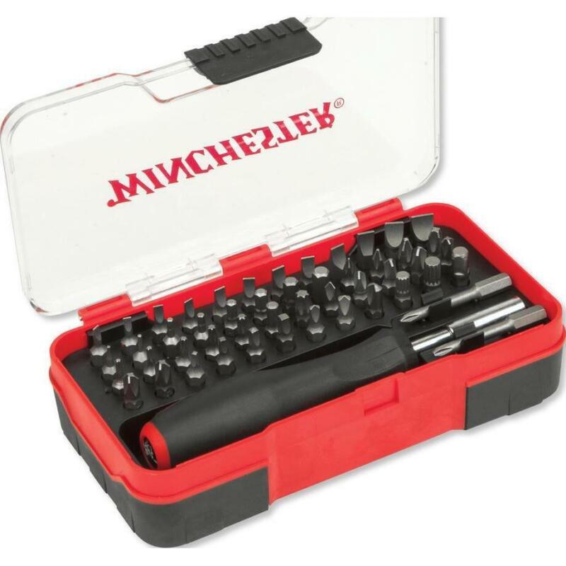 Winchester 51 Piece Gunsmith Screwdriver Set