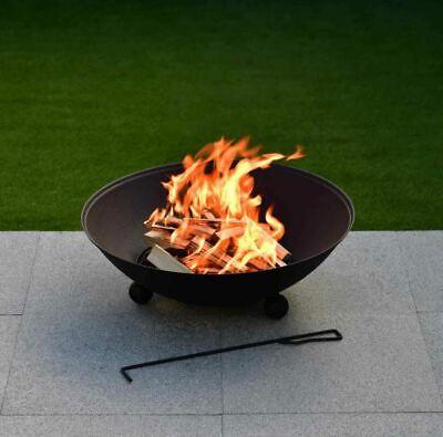 Al Fresco Chicago Fire Bowl Log Burner Garden Heater | FREE DELIVERY 🔥🔥