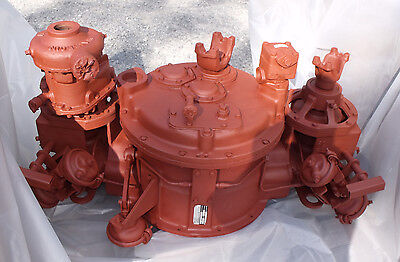 New Atap Power Divider Transmissionptowaterouswater Pumphydraulic Pump