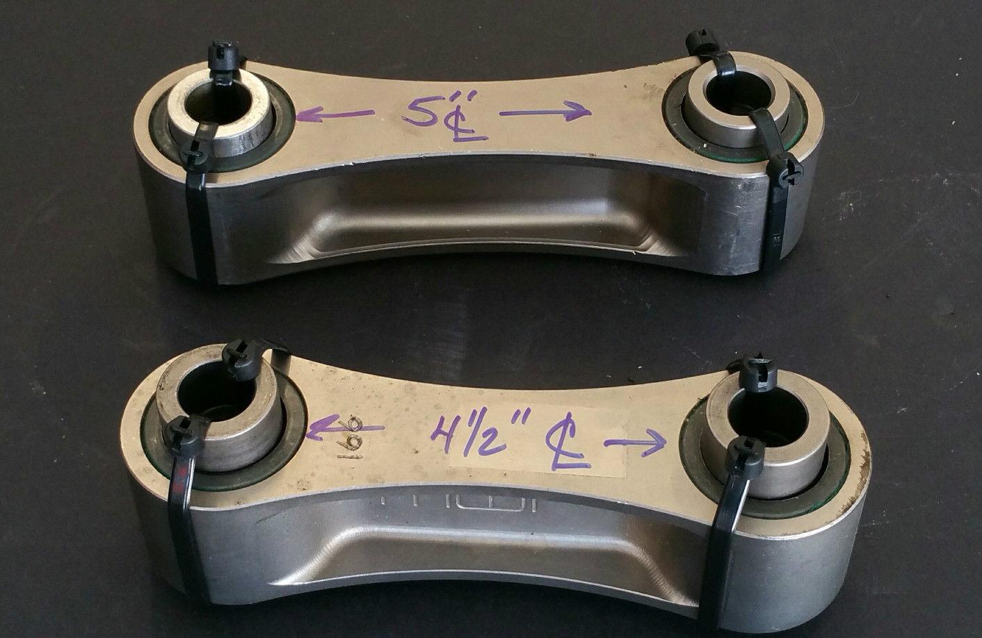 MWR  2  Idler Arm Arms        Racing Hot Rod Nascar Sweet CJR Lee