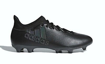 1b4c04ccb NEW MEN'S ADIDAS X17.3 SOCCER CLEATS ~ SIZE US 10 #CP9193 BLACK