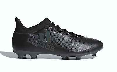 aeccfd343 NEW MEN S ADIDAS X17.3 SOCCER CLEATS ~ SIZE US 10  CP9193 BLACK