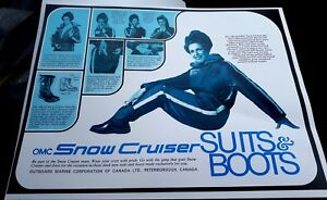 Looking for OMC Snow Cruiser items