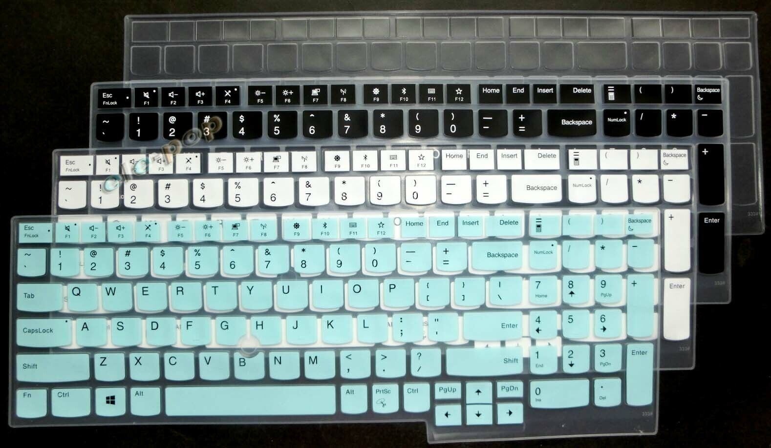 Keyboard Cover Skin Protector for Lenovo Thinkpad P53 P53s P